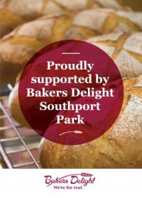 Bakers Delight - Southport Park Logo